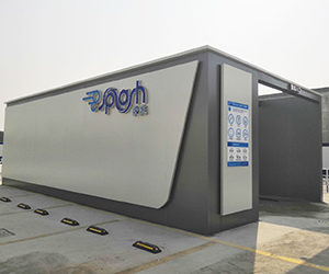 Splash Car Wash Opens its Second Location in China