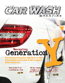 CAR WASH Magazine Fall 2013