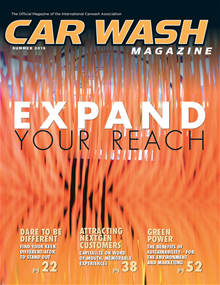 CAR WASH Magazine Summer 2019