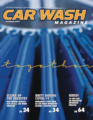 CAR WASH Magazine Summer 2020