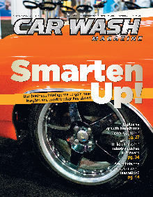 CAR WASH Magazine Spring 2013