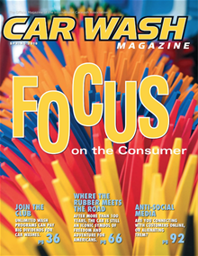 CAR WASH Magazine Spring 2018