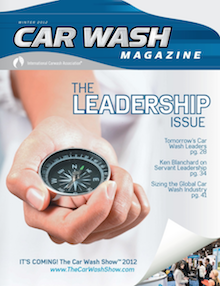CAR WASH Magazine Winter 2011