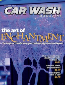 CAR WASH Magazine Winter 2013