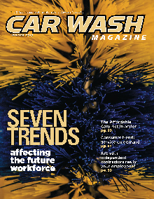 CAR WASH Magazine Winter 2015