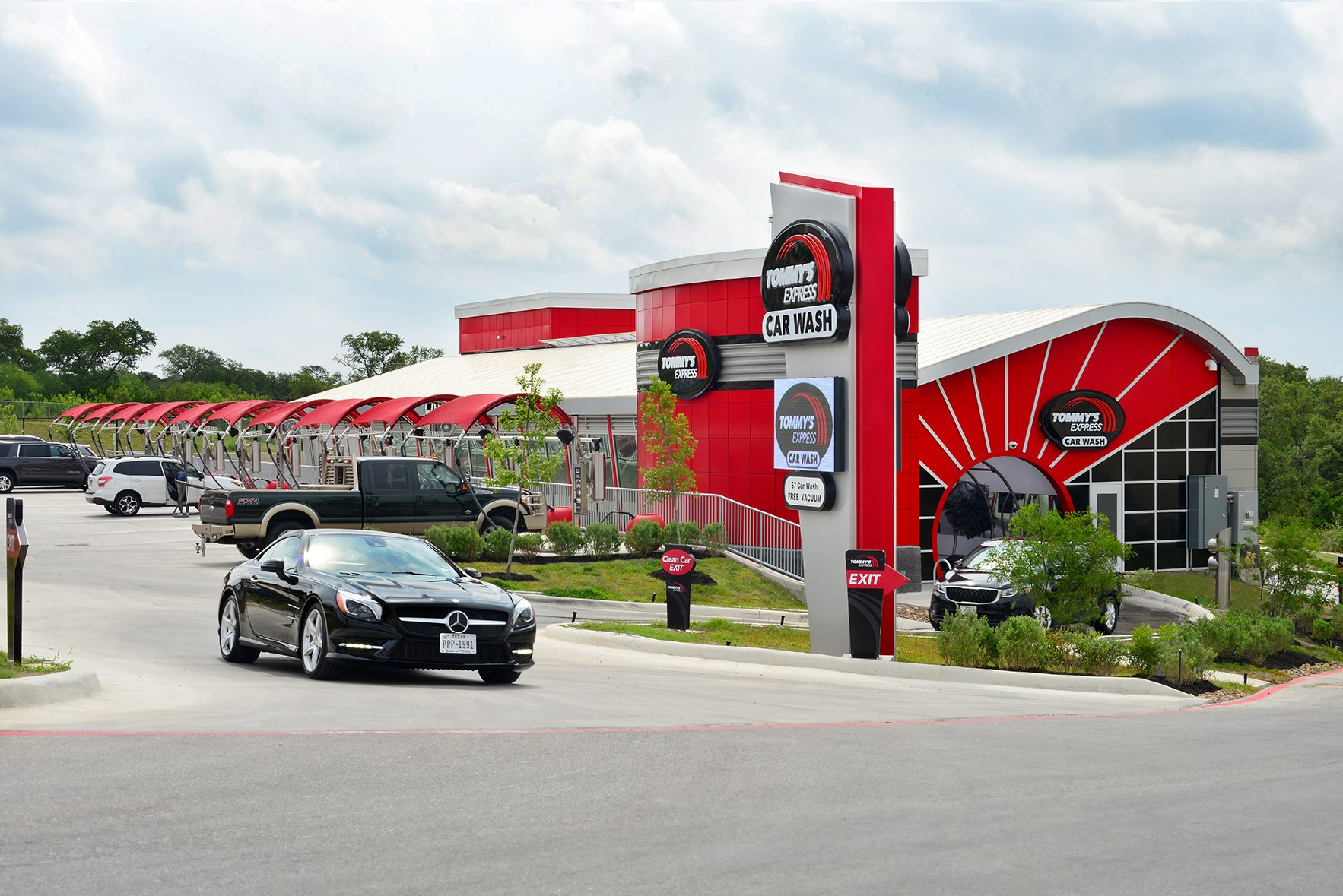 Supplier News Leed Certified Tommy S Express Car Wash