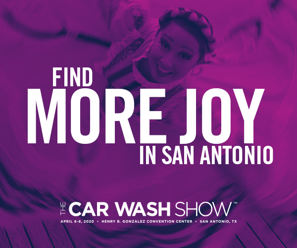 Seek New Landscapes at The Car Wash Show™ in San Antonio