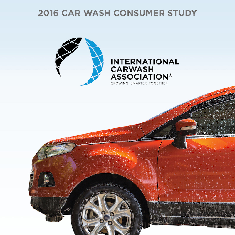 Latest ICA Car Wash Consumer Study