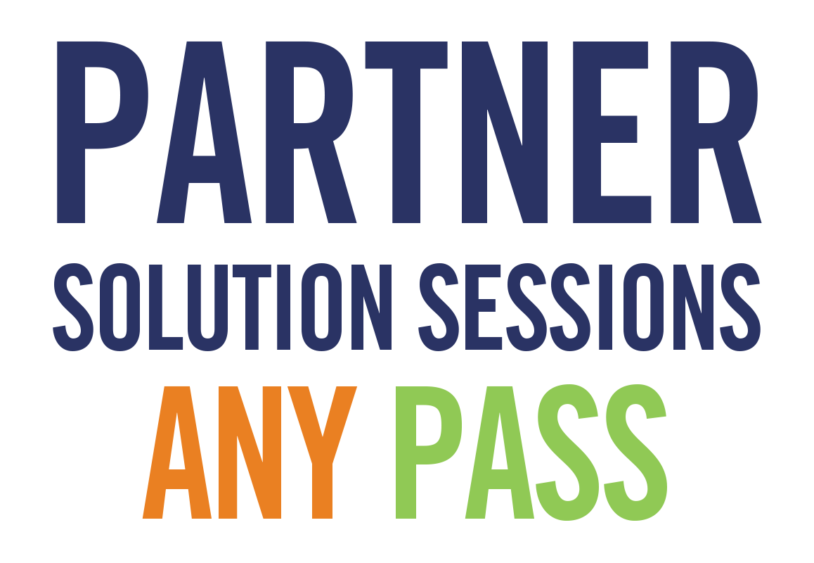 Partner Solution Sessions - BASIC or PREMIUM Pass