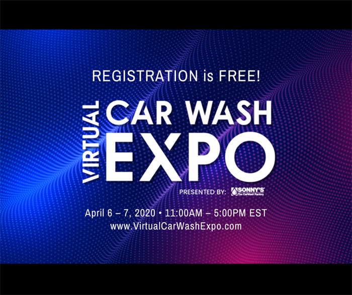 Sonny's Virtual Car Wash Expo